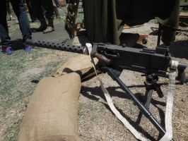M1919 Machine Gun by Jetster1
