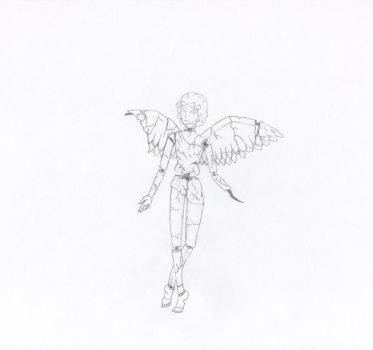 Angel by Calad22