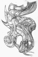 Twisted Serpent A by MadGardens