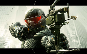 Crysis 3 Wallpaper [HD] by 360snipeProductions