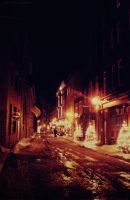 old quebec by LyraWhite