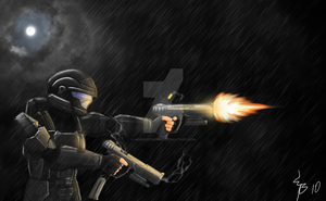 ODST :D by moron2themax