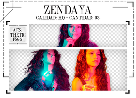 +Zendaya // Photopack Png 48. by AestheticPngs