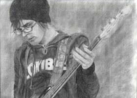 Mikey Way by flyin-muskrat-attack