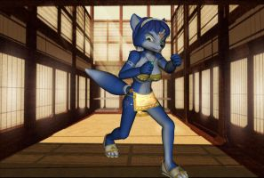 Krystal In Karate by xXTREMEXx