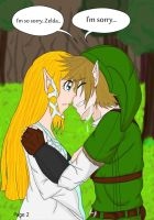 Skyward Sword: I'm Sorry... by KingdomHeartsgal