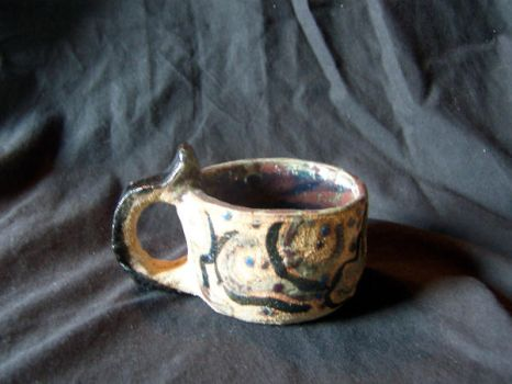 Mud Mug by Queen-of-ninjas