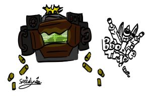 Anti Alien Cannon by Boobie Trap Inc. by SpeedyDeeFox
