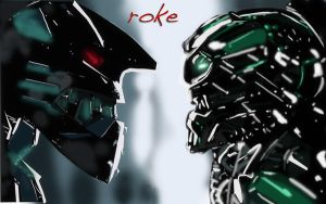 bionicle by wufrank
