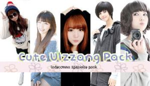 Cute Ulzzang PNG pack by LadyComma