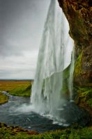 Iceland - like a veil. by PatiMakowska