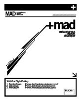 mad logo 2 by dailydesign