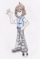 ManicSam Unleashed Style by ManicSam