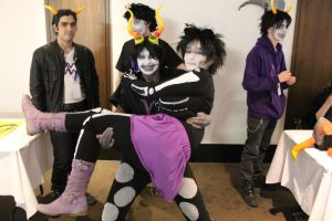 Fem. Kurloz: Be Lifted By Gamzee by Midnight-Dance-Angel