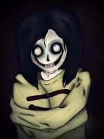 Jeff the killer |creepy| by Tigredeojoazul