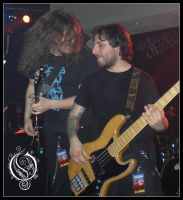 Opeth - Mikael and Martin by Ryan2006