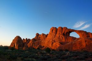 Arches VI by esee