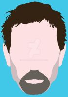 Element 17 Dr Gregory House by HaddonArt