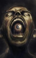 The Face of Fear by Professor-Irony