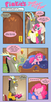 Pinkie's Best Night Ever by SorcerusHorserus