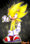 Super Sonic! [Collaberation] by solarsonic21