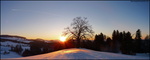 sunset Allgaeu by acoresjo88