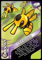 Beehold card by ARM0UR0S