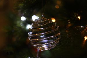 Spiral Ball Ornament by DionysosBacchus