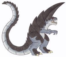 Tarrun: Gammadon [OUTDATED] by DinoHunter2