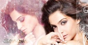 Sonam Kapoor Signature by scarletartista