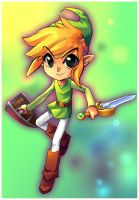 Green Link by TwinkleeLychee