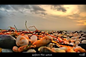before the wave... by archonGX
