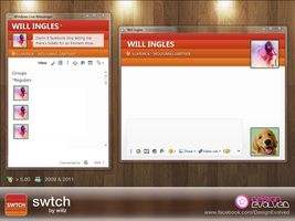 SWTCH for Windows Live by CrystalPhoenixStudio