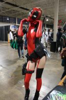 Lady Deadpool @Anime North 2013 04 by theARTofCARNAGE