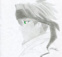 Lavi- D.gray-MAn by azuregundam