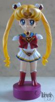 SD Sailor Moon by Livi85