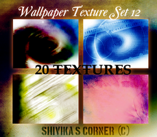 Wallpaper Texture Set 12 by spiritcoda
