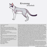 riversong - application by Hotaru-Icerain