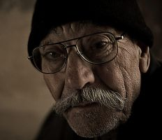 OLD MAN ........... by YuriBonder
