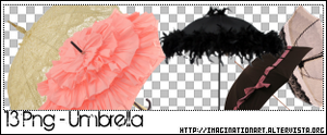 Umbrella Png - Set 19 by pinkshadoww
