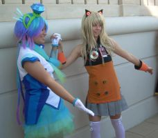 Vocaloid3 Sings for You by akarimichelle