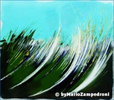 Spring - Abstract Seasonal - by zampedroni
