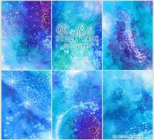 Ice Queen - WATERCOLOR STOCK PACK by AuroraWienhold
