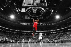 Lebron James by andas3