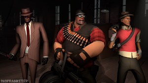 [SFM] Team Mafia 2 by 360PraNKsTer