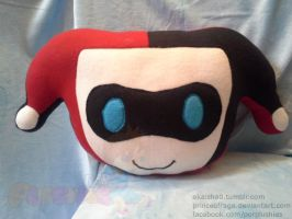 Harley Pillow by PrinceOfRage