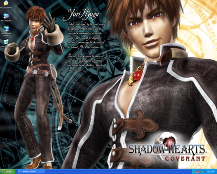 Shadow Hearts: Covenant by FoxOfTheNight