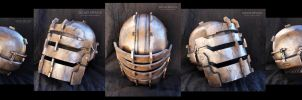 DEAD SPACE helmet - WIP Painted by SKSProps