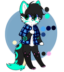 Other version of my character by CankeShy