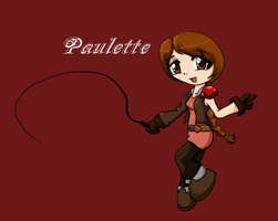 .: Arc the Lad :. Paulette by Moosader